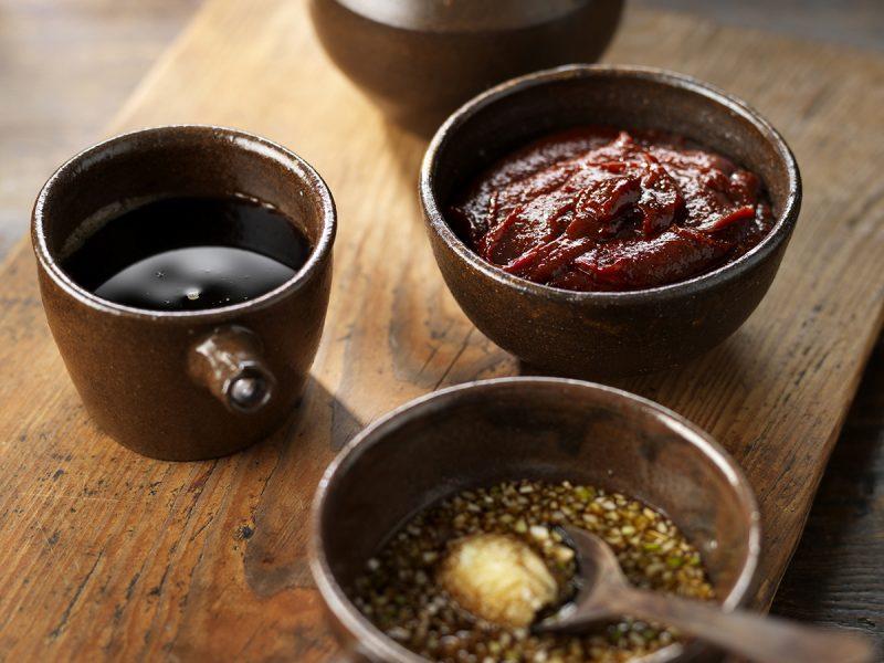 Jang (장) : salse fermentate coreane