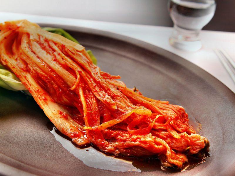 Kimchi (김치) : verdure marinate, speziate e fermentate